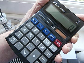 calculate the cost of a new website