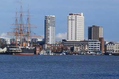 Portsmouth Harbour - SEO by Web Designer Gethyn Jones