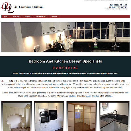 ADL Bedrooms & Kitchens, Havant, Portsmouth, Fareham and Emsworth