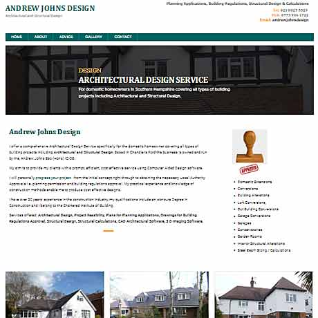 Andrew Johns Design, Chandlers Ford