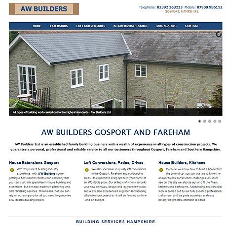 AW Builders, Gosport