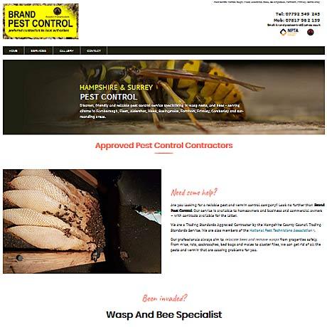 Brand Pest Control