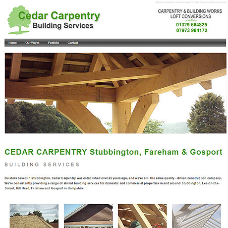 Cedar Carpentry, Fareham