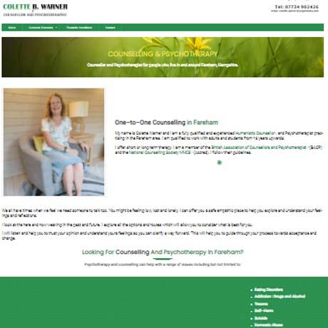 web design fareham