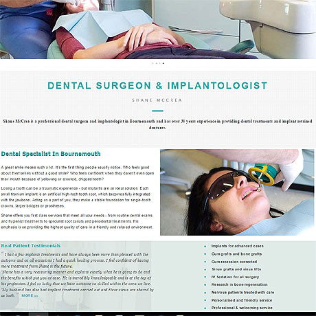 Dental Implants, Bournemouth, Dorset