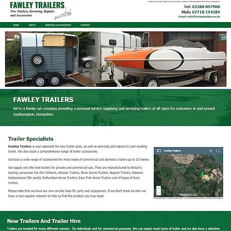 fawley trailers
