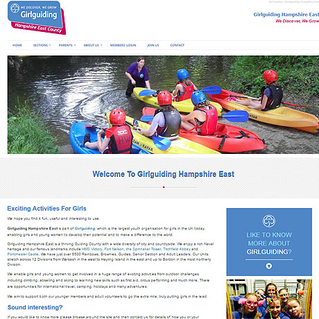Girlguiding Hampshire East