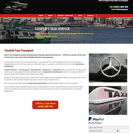 Taxi Company Gosport