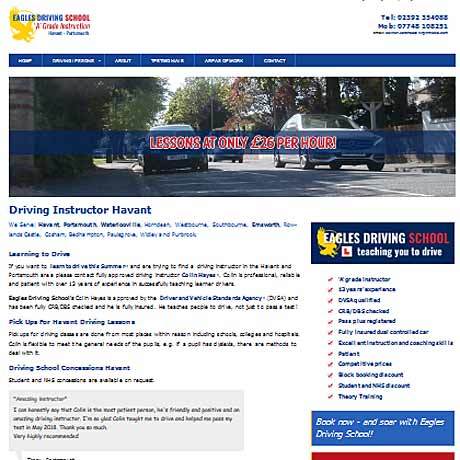 Havant Driving Instructor