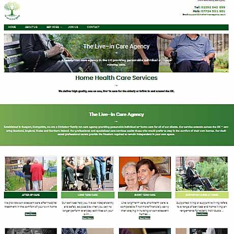 web designer, Gosport, Fareham, Hampshire