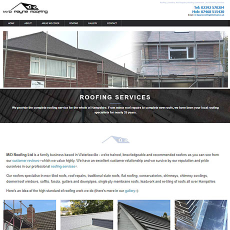 roofing waterlooville