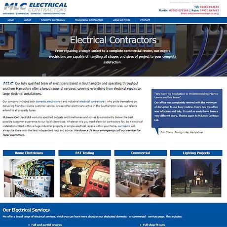 MLC Electrical, Electricians Southampton