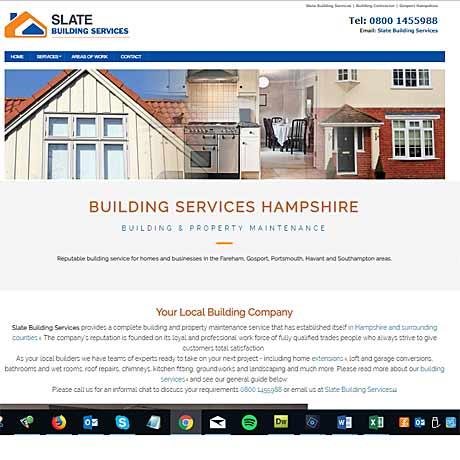 Slate Building Services, Gosport