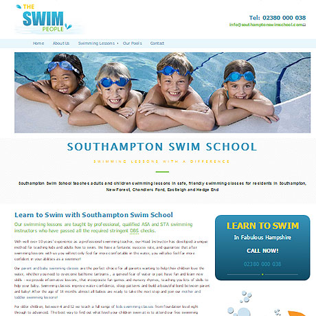 southampton swim school