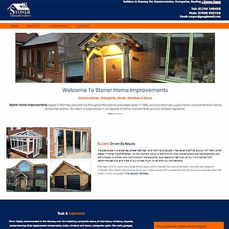 Stoner home improvements, romsey