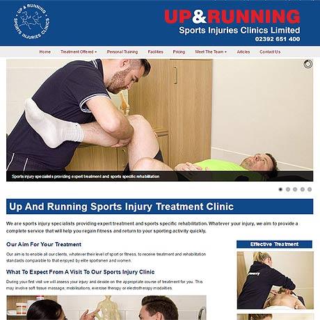sport physio Portsmouth